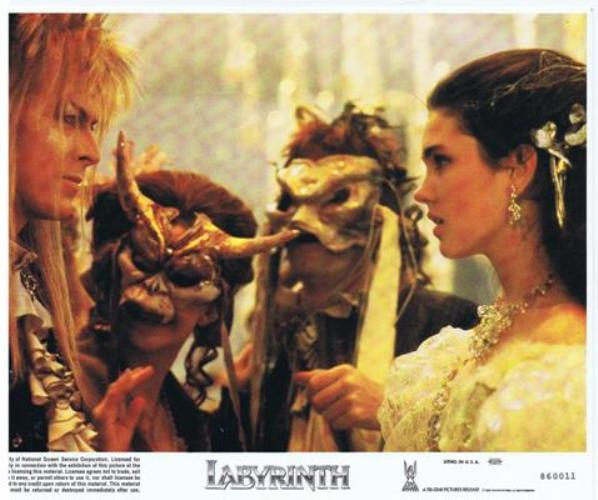 Labyrinth - Mini Lobby Card Set - 8 Cards