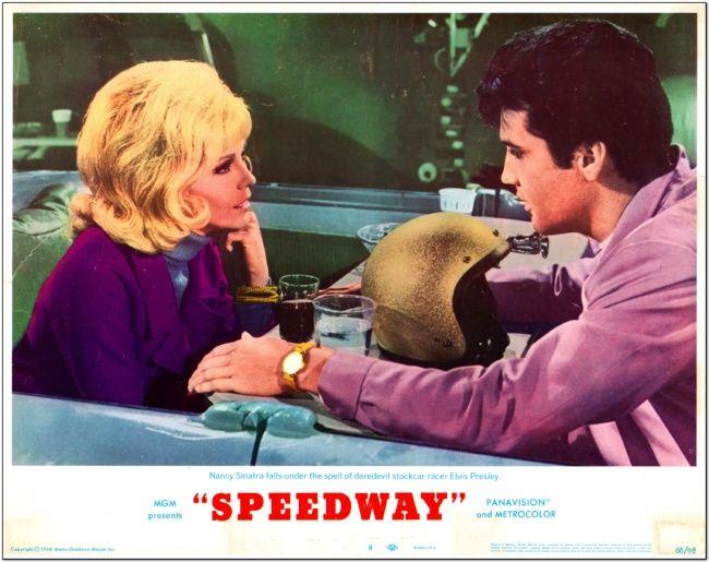 Speedway - 1968 - Lobby Card #8