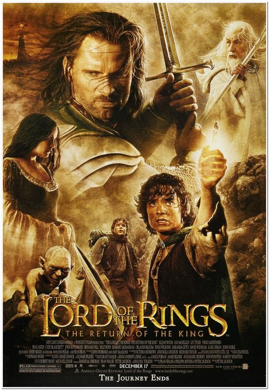 Lord Of The Rings: Return Of The King - 2003 - Final Style