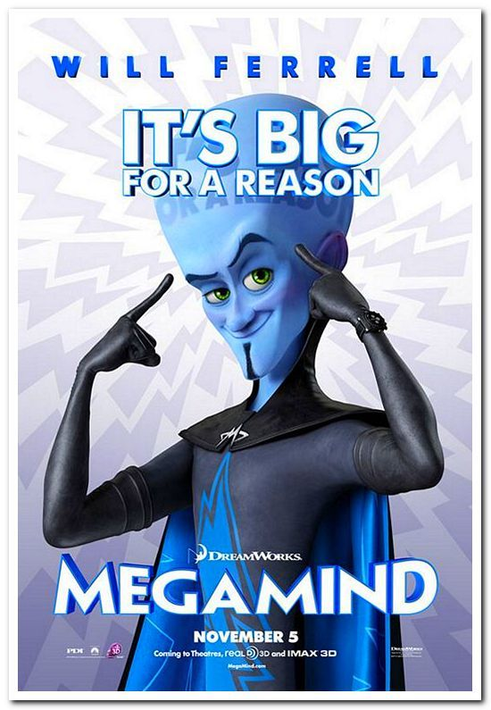 Megamind - Advance A