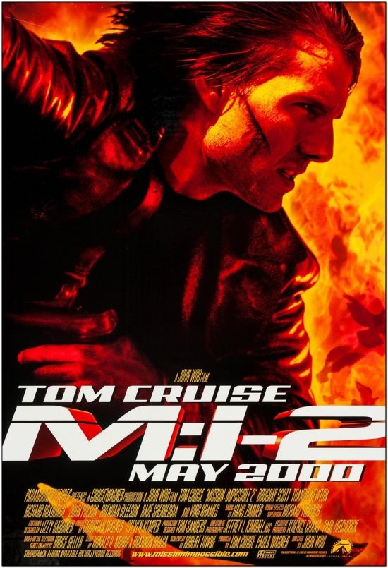Mission Impossible 2 - Regular Style A