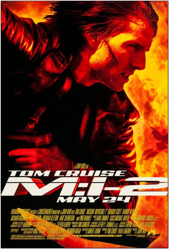 Mission Impossible 2 - Regular Style B