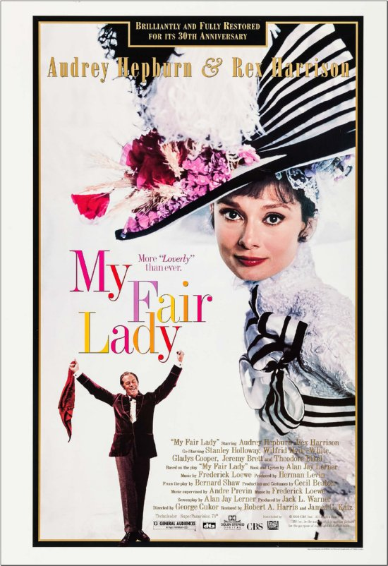 My Fair Lady - 30th Ann. - R94