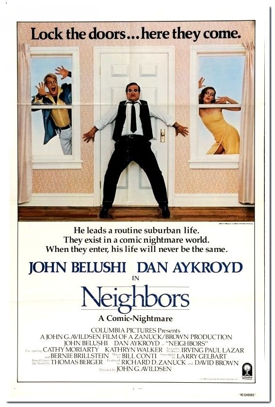 Neighbors - 1981 - Style A