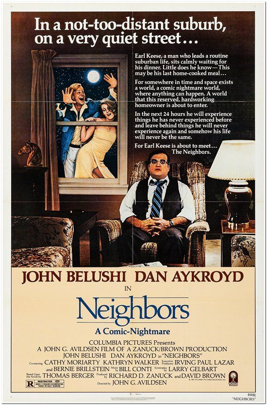 Neighbors - 1981 - Style B