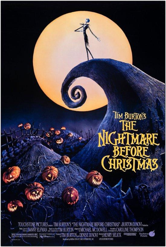 Nightmare Before Christmas - 1993