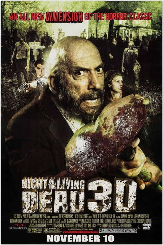 Night Of The Living Dead 3D - 2006