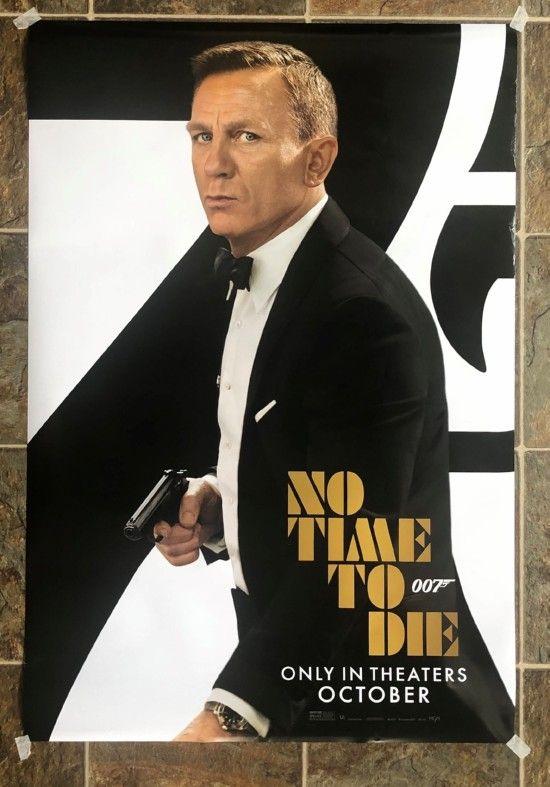 No Time To Die - Advance C - James Bond!