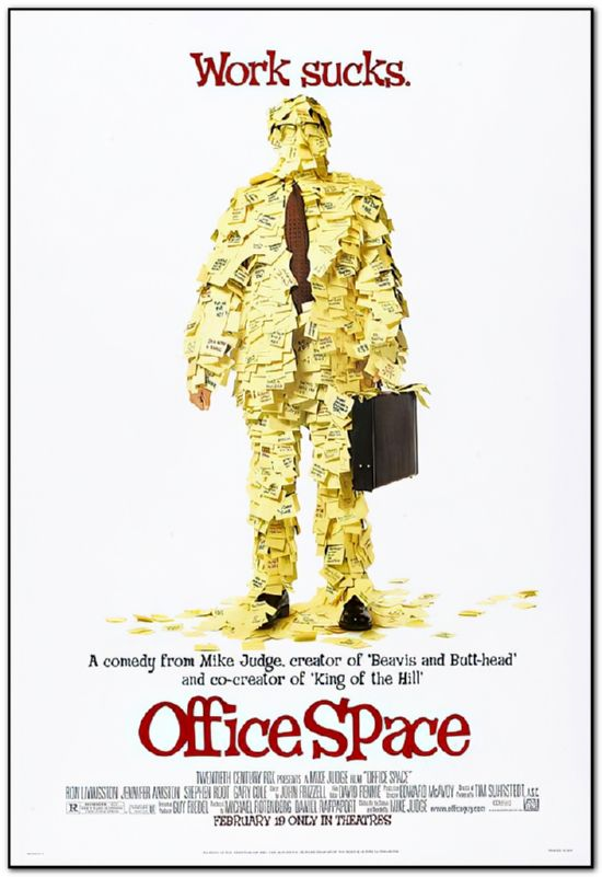 Office Space - Regular Style - 1999