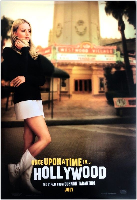 Once Upon A Time In Hollywood - Advance Style Of Margot Robbie
