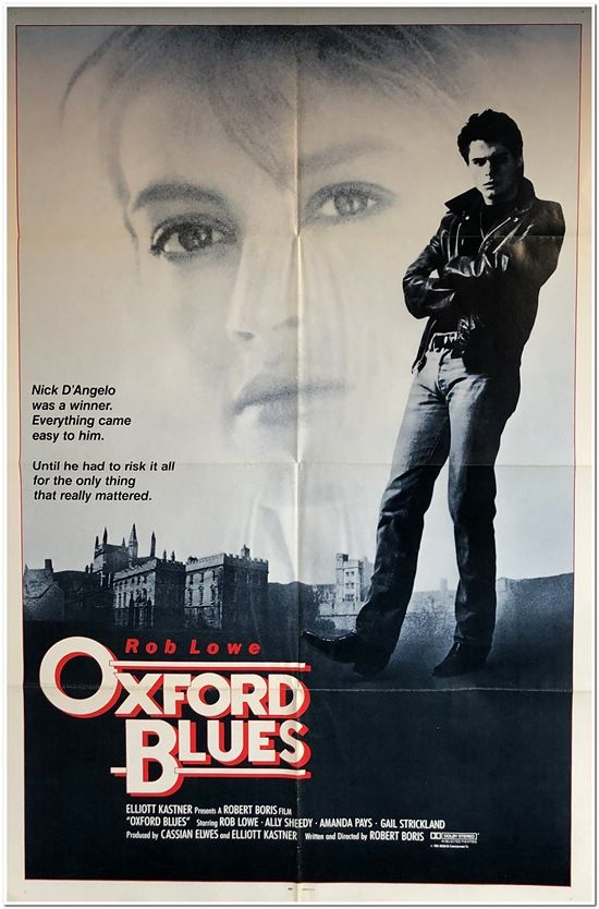 Oxford Blues - Intl.