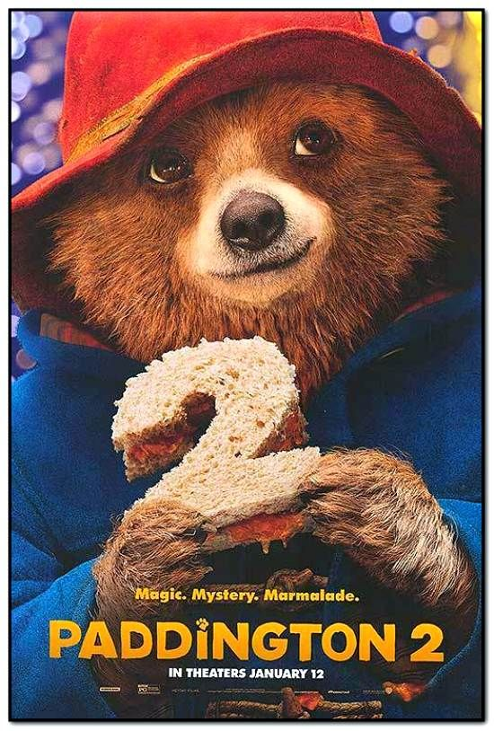 Paddington 2 - Advance - 1-Sheet