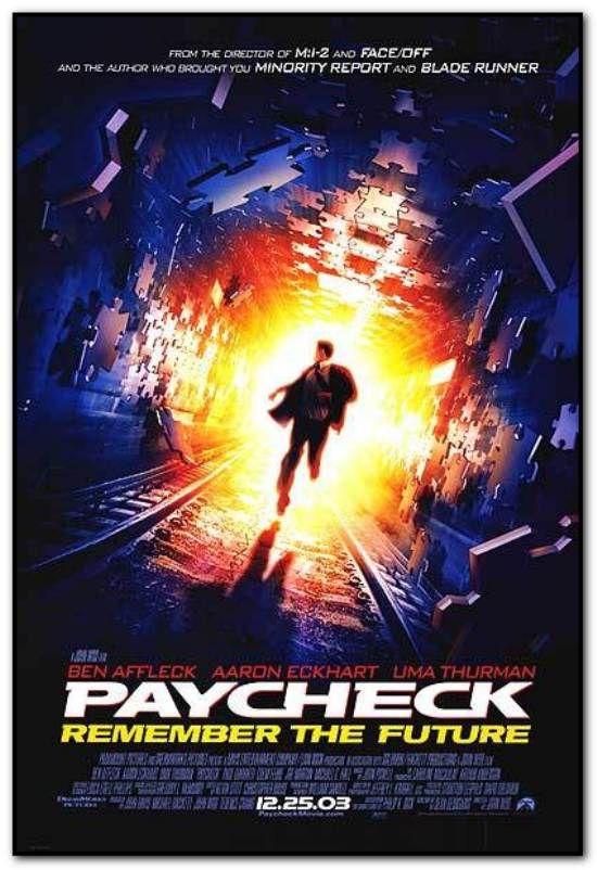 Paycheck - 2003