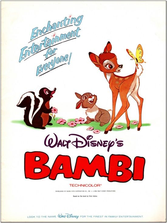Bambi - R66 - Press Book
