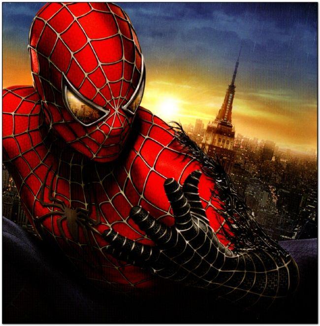 Spiderman 3 - Press Kit