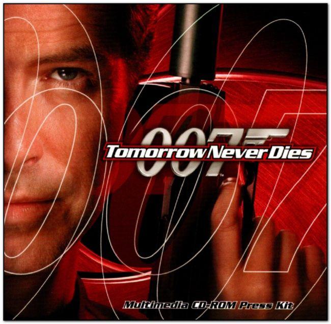 Tomorrow Never Dies - CD Press Kit