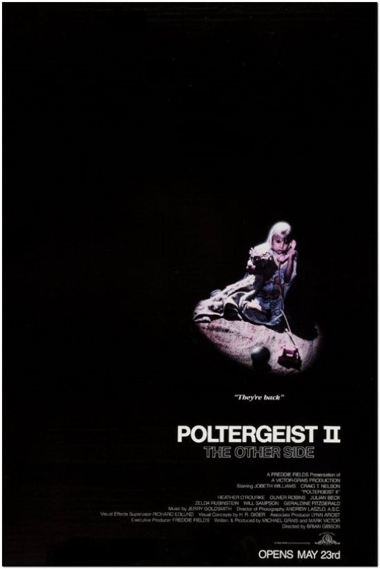 Poltergeist 2 - Advance