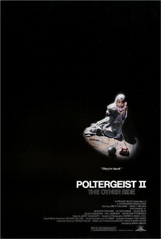 Poltergeist 2 - Regular