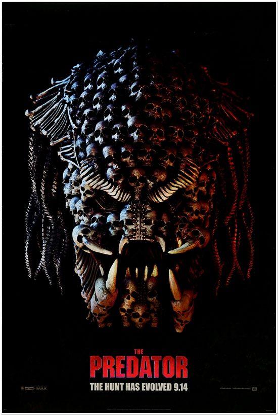 Predator - 2018 - Advance Style B