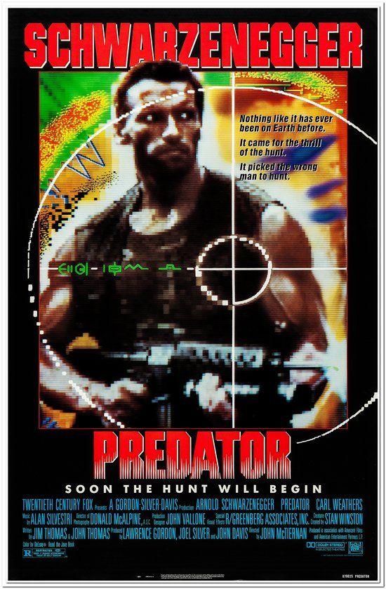 Predator - 1987 - Regular Style