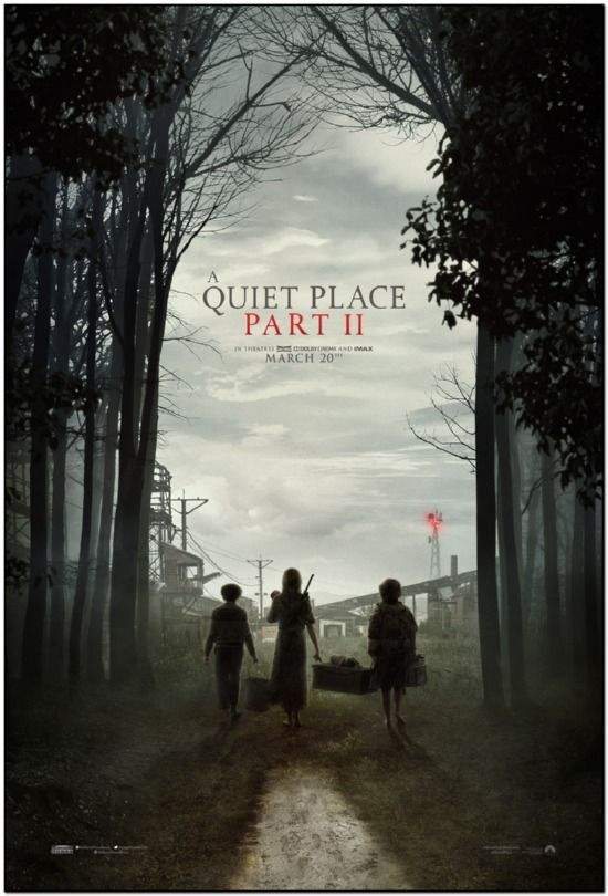 Quiet Place 2 - Advance Style