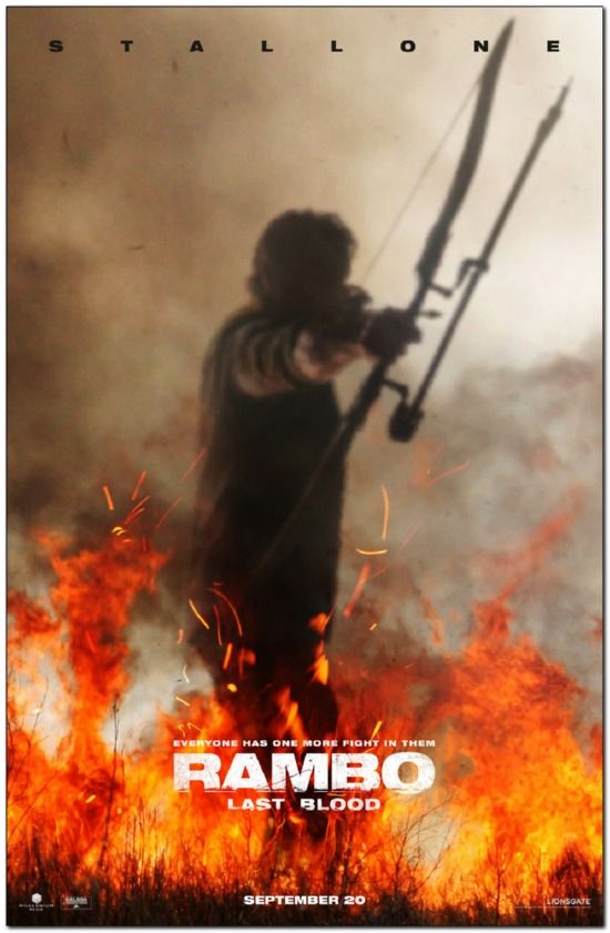 Rambo 5: Last Blood - Advance Style  A