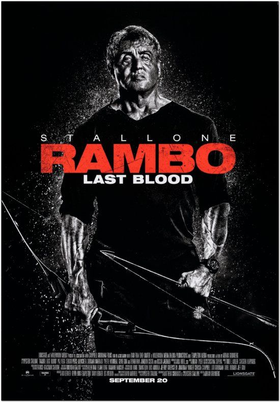 Rambo 5: Last Blood - Regular Style