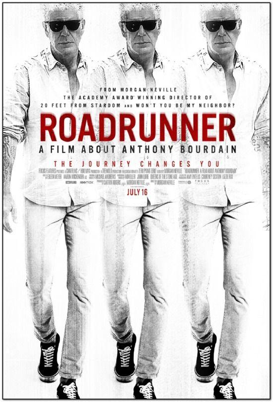 Roadrunner: A Film About Anthony Bourdain - 2021 - Regular Style