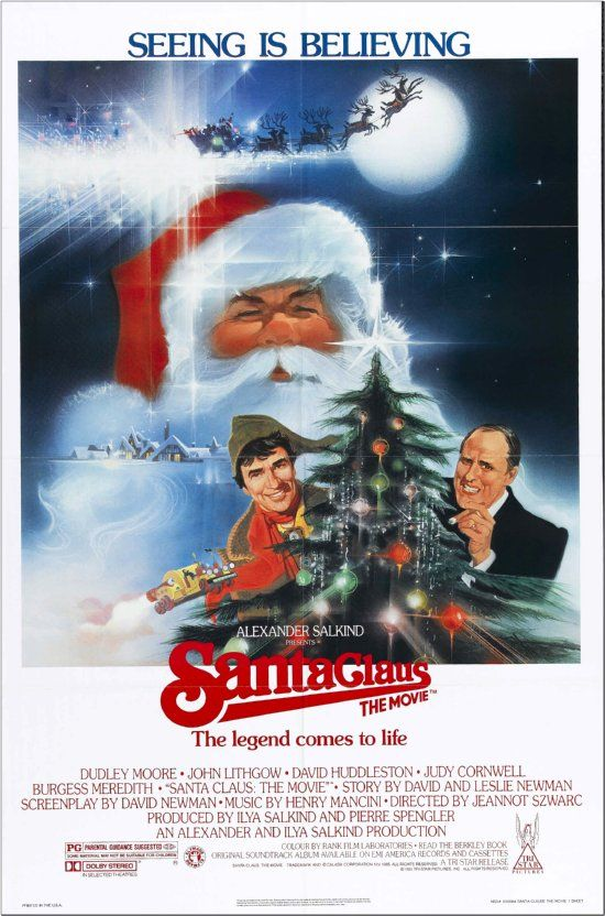 Santa Claus The Movie - Style A