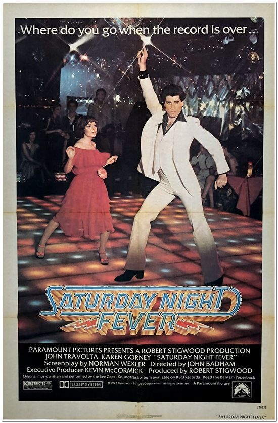 Saturday Night Fever - Regular Style