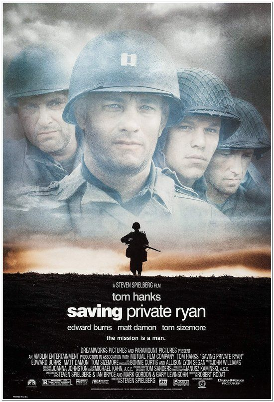 Saving Private Ryan - Regular Style