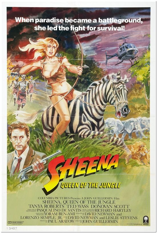 Sheena - 1984 - International Style