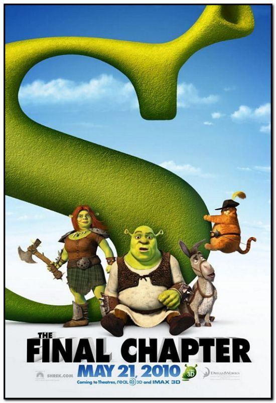 Shrek 4: Forever After - 2010 - Advance