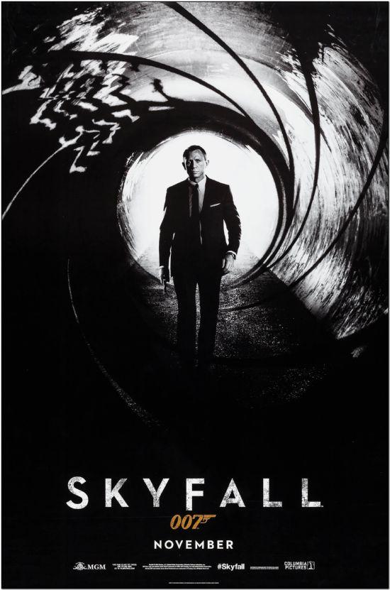 Skyfall - Advance Style B