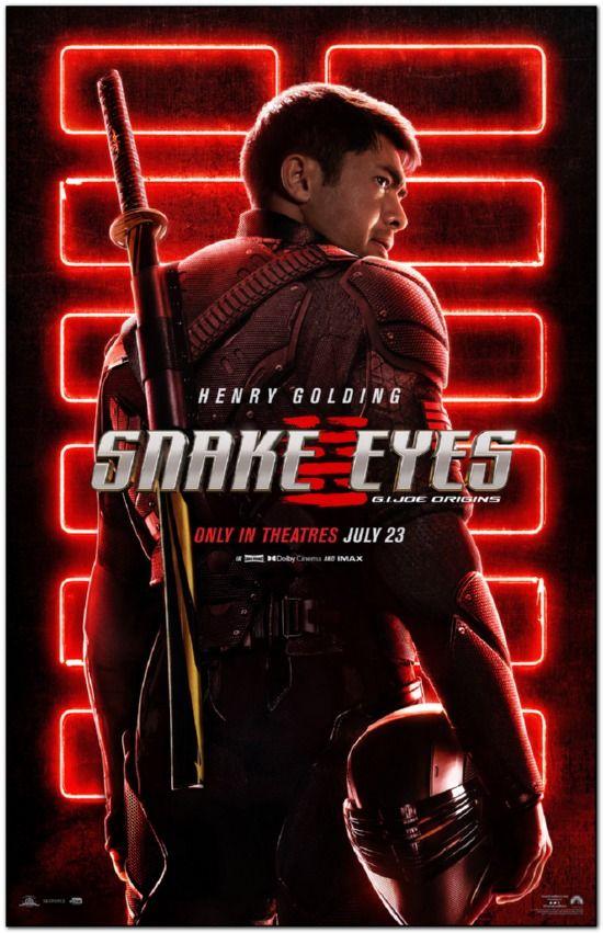 Snake Eyes - 2021 - Advance Style