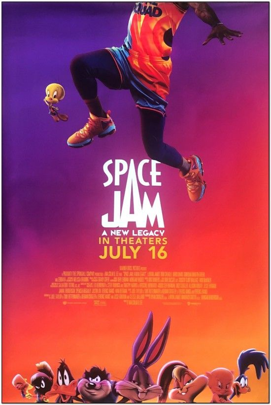 Space Jam 2: A New Legacy - 2021 - Final Style