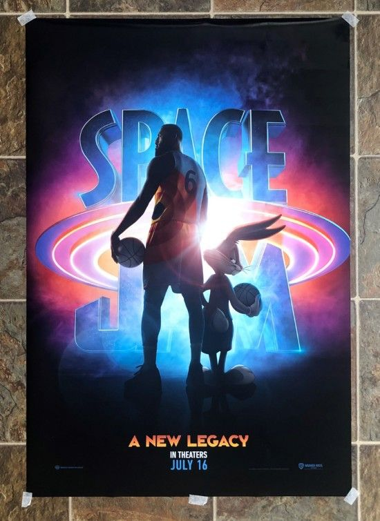 Space Jam 2: A New Legacy - 2021 - Advance Style A