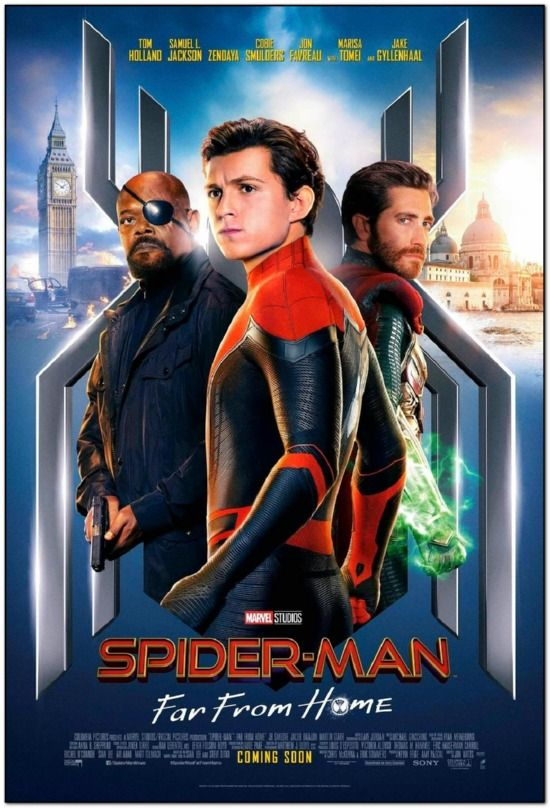 Spiderman Far From Home - Advance Style