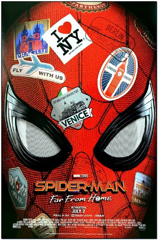 Spiderman Far From Home - Final Style