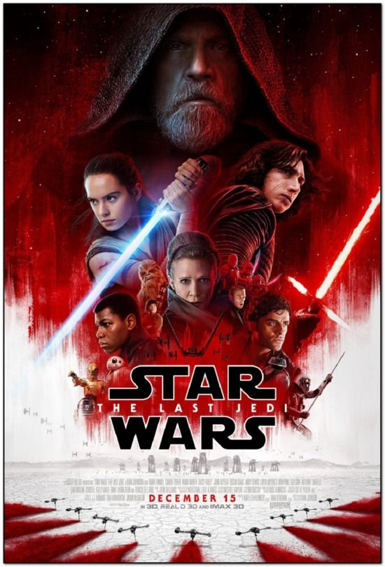 Star Wars - Episode 8: The Last Jedi - Final Style