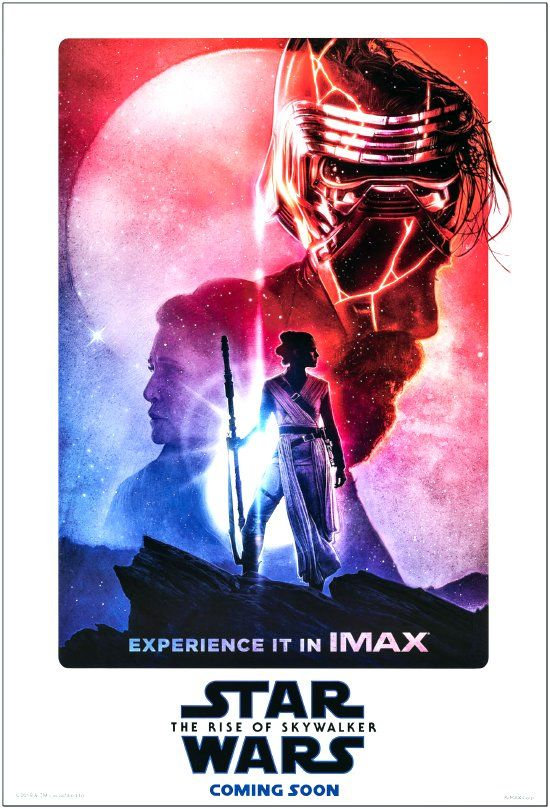 Star Wars: The Rise Of Skywalker - Imax Advance