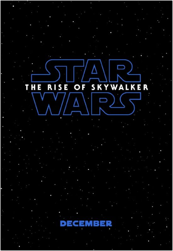 Star Wars: The Rise Of Skywalker - Advance A