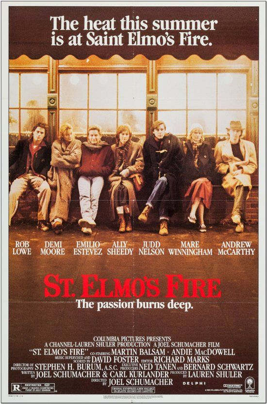 St. Elmo's Fire - Regular Style C