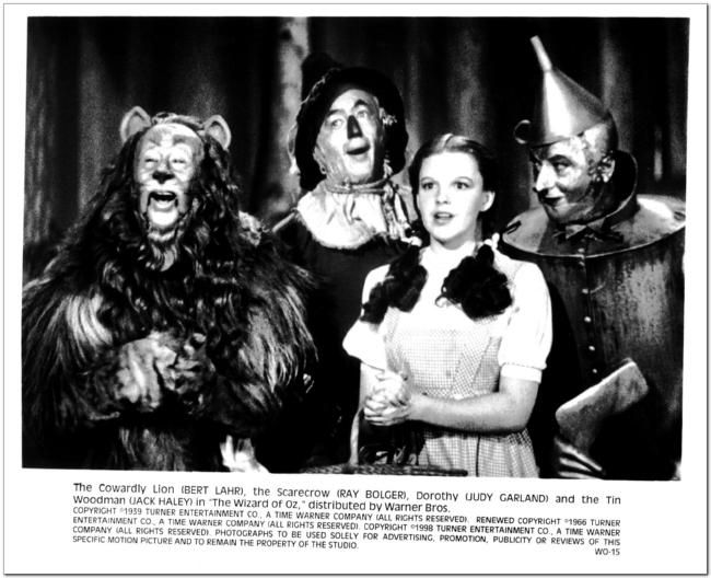 Wizard of Oz - Reproduction Photo #2