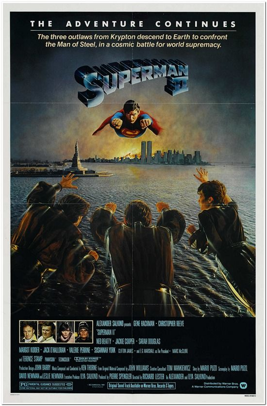 Superman 2 - Regular