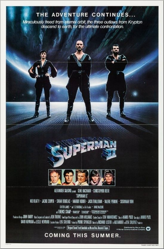 Superman 2 - Advance