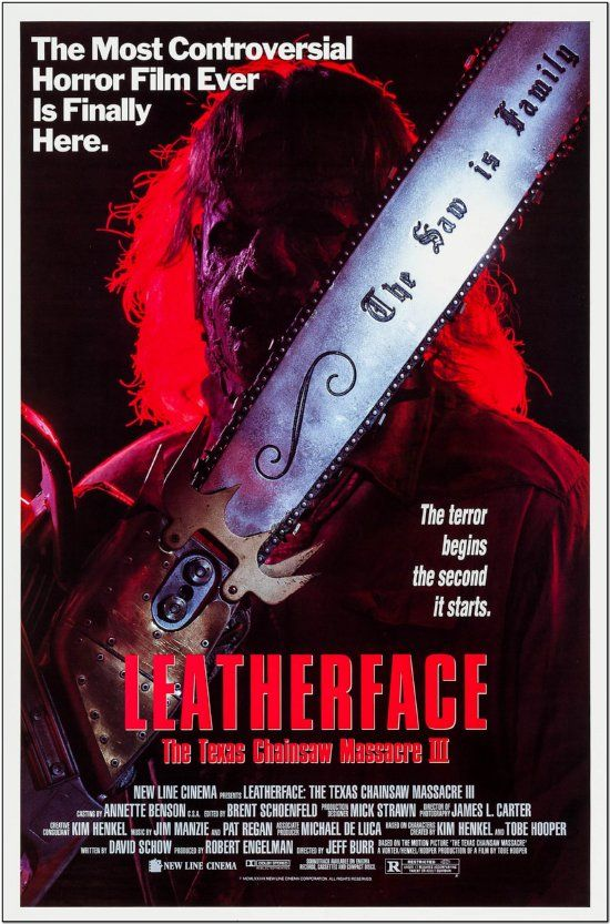 Texas Chainsaw Massacre III: Leatherface - U.S. Style