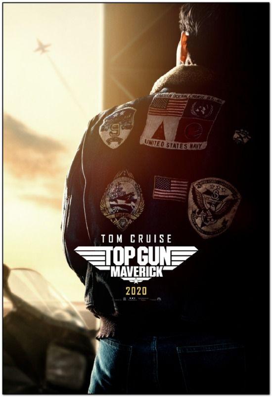 Top Gun: Maverick - 2020 - Advance Style A