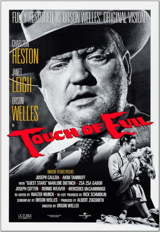 Touch Of Evil - R98