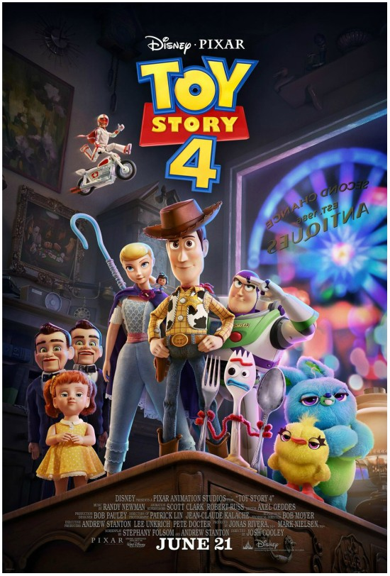 Toy Story 4 - 2019 - Final